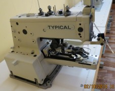 Industrial sewing-machine (button sewer) GT660-1 «Typical» (equipment set)